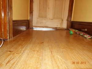 Building-inspection-cheltenham-Uneven Floor Inspection